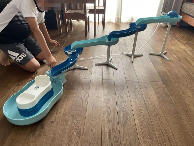 流麺スライダー